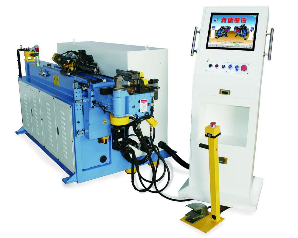 ماشین خمکن لوله CNC