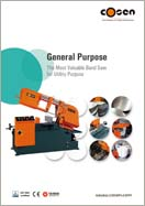 All produc band saws