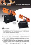 Manual-band-saws