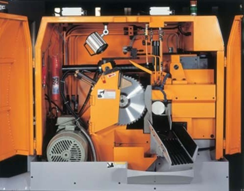 non-ferrous-Sawing-Machine