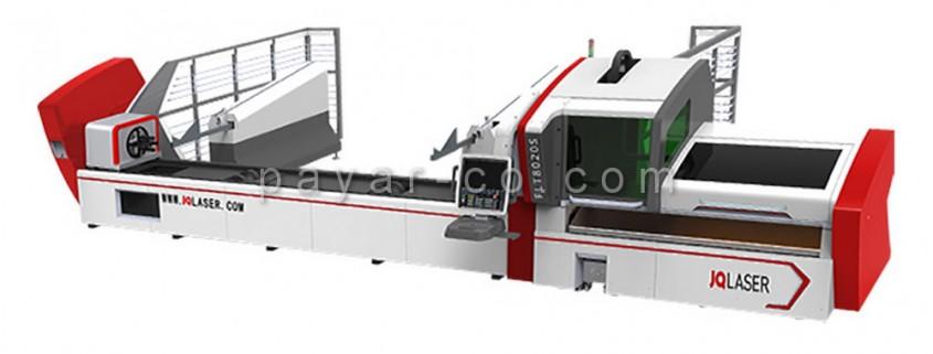 دستگاه برش لیزر لوله اتوماتیک FLT-8020S
