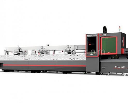 دستگاه برش لیزر لوله تمام فید اتوماتیک FLT-6020EN