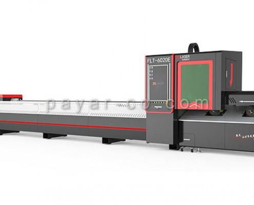 دستگاه برش لیزر لوله سری ای FLT-6020E