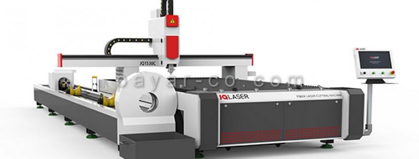 دستگاه برش لیزری فیبر چندمنظوره JQ-1530C