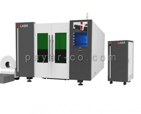 دستگاه برش لیزر فیبر ترکیبی JQ-1530CP