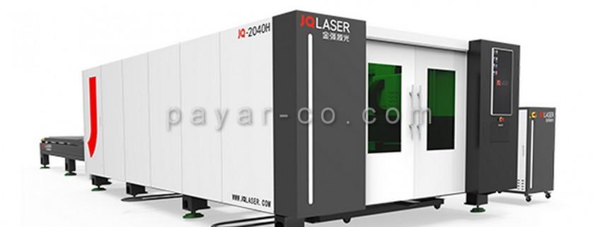 دستگاه برش لیزر فیبر سنگین JQ-2040H